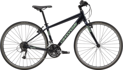 2019 Cannondale Quick 6 Women's Midnight/Mint