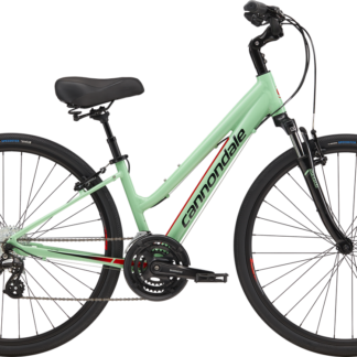2019 Cannondale Adventure 2 Womens Mint/Red