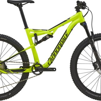 2018 Cannondale Habit 5 Yellow Volt