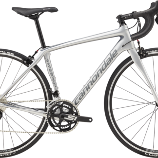 2018 Synapse Carbon Women's 105 Silver