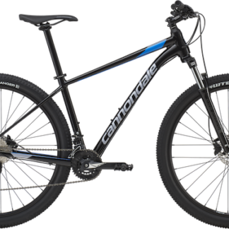 2019 Cannondale Trail 7 Black/Blue