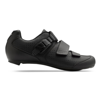 2017 GIRO TRANS E70 HV MATTE BLACK SPD SL ROAD SHOE