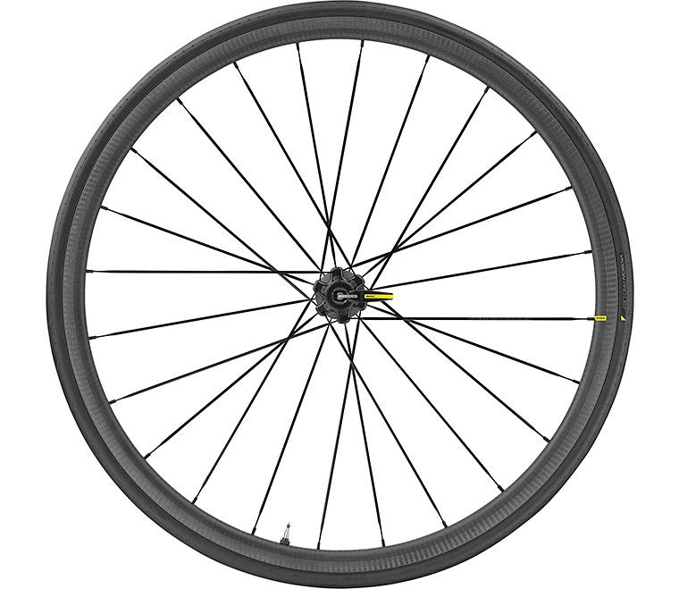 8cf52e0fcd1 2019 Mavic Ksyrium Pro Carbon SL UST Rear M-25 – Bicycle One