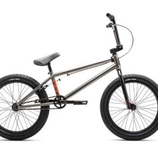 """2020 DK Cygnus 20"""" Silver BMX Bike"""