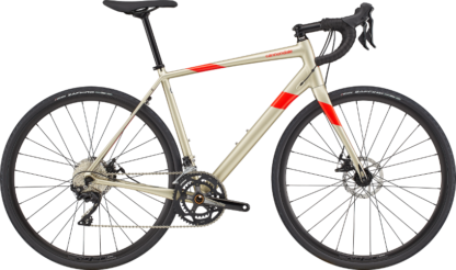2020 Cannondale Synapse Disc 105 Champagne
