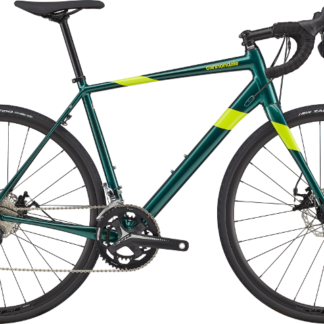 2020 Cannondale Synapse Disc Tiagra Emerald