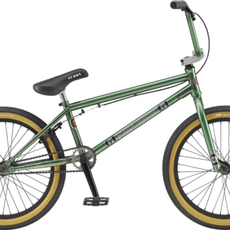 "2020 GT Performer 20"" Green BMX Bike"
