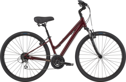 2020 Cannondale Adventure 1 Womens Maroon
