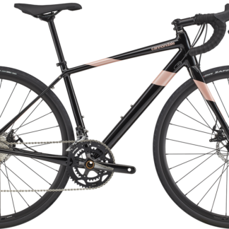 2020 Cannondale Synapse Disc 105 Women's Black