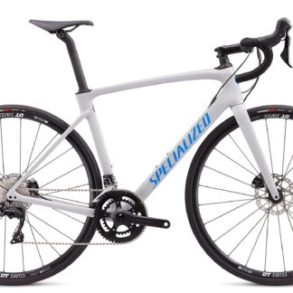 2019 Specialized Roubaix Sport Gloss Dove Gray/ Pro Blue