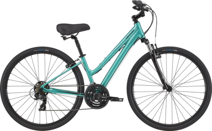 2020 Cannondale Adventure 2 Womens Teal