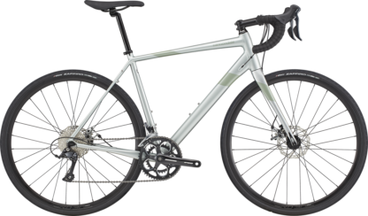 2020 Cannondale Synapse Disc Sora Sage Gray Endurance Road Bike