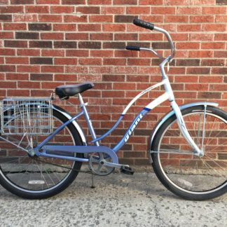 Used Giant Simple Cruiser Periwinkle/White