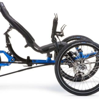 ICE ADVENTURE 26 FAST TRACK RECUMBENT TRIKE