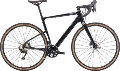 2020 Cannondale Topstone Carbon 105 Black Pearl