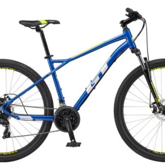 2022 GT Aggressor Sport Hardtail Mountain Bike