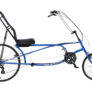 Sun EZ-Sport CX Recumbent Blue