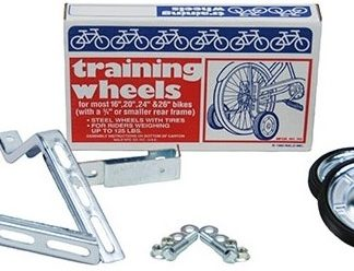 """Wald Training Wheels 742 (For 16""""-26"""" Bicycles)"""