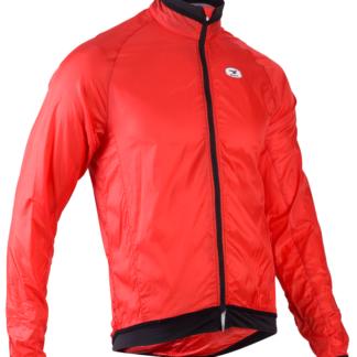 2015 Sugoi Men's RS Jacket Chili