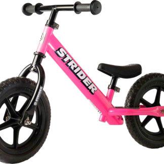 Strider 12 Classic Pink Balance Bike