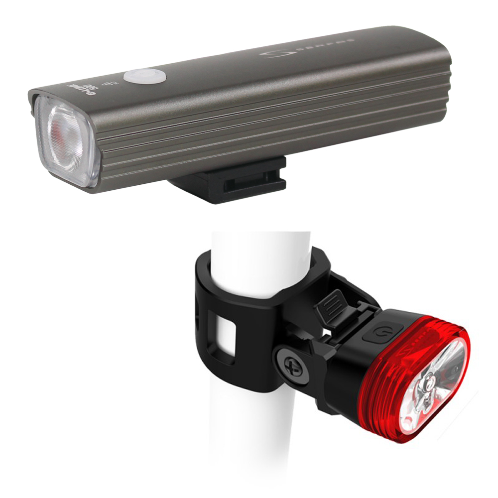 Serfas E-Lume Combo Light Set 500/30