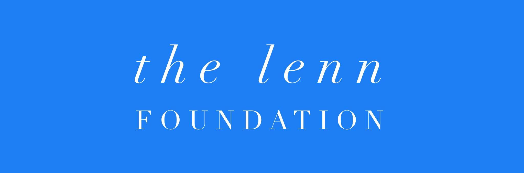 THE LENN FOUNDATION