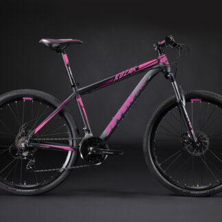 2021 Seven Peaks Kozak Black/Pink Hardtail Mountain Bike
